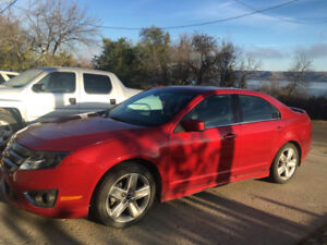 2012 Ford Fusion Sport - V6 - for sale
