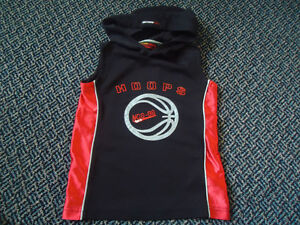 Boys Size 4 Hoodie Basketball Tank Top