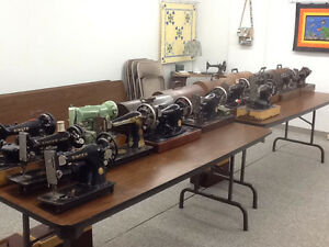 Antiques SingerSewing Machines