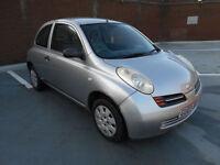 (03) 2003 Nissan Micra 1.0 LONG MOT