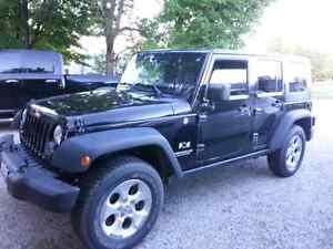 2009 Jeep Wranger