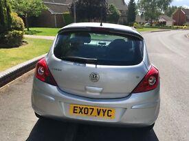 Vauxhall Corsa 1.2 Life automatic