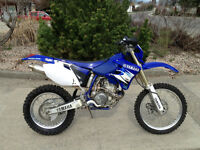 2003 WR450F For Sale