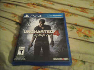 Uncharted 4 A thief 's end