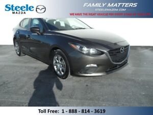 2014 Mazda MAZDA3 GX-SKY-ACTIV Own for $105bi-weekly with $0 dow
