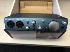 Presonus AudioBox iTwo Bus-powered USB 2.0/iPad audio interface