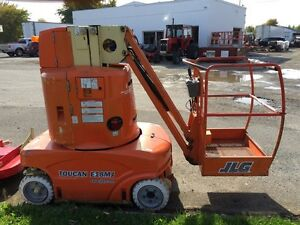 JLG 24ft reach Articulating Man lift Windsor Region Ontario image 2