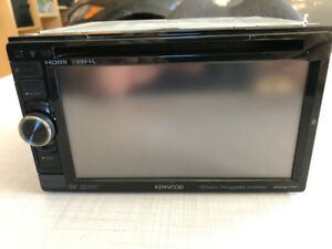 "Kenwood DNX571HD 6.1"" Dual-din reciever with GPS and Bluetooth"