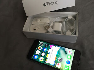 Apple iPhone 6 - 16gb space grey factory unlocked in excellent