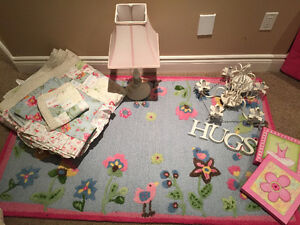 Little Girls Bedroom Decor Items (Pottery Barn)
