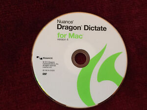 Dragon for Mac v4, with headset or Bluetooth.