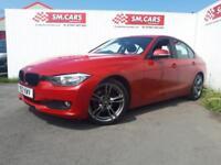 2012 12 BMW 320D 2.0TD EfficientDynamics.FULL BMW SH,FINANCE AVAILABLE.2 KEYS .