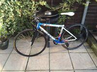 Road bike hybrid