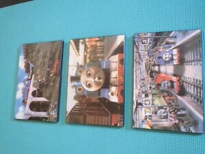 Thomas the Train - wall decor - pictures - bedroom decor