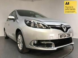 2014 64 RENAULT GRAND SCENIC 1.5 DYNAMIQUE TOMTOM DCI EDC 5D AUTO 110 BHP DIESEL