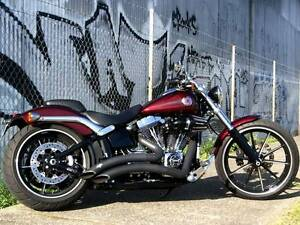 2015 HARLEY-DAVIDSON SOFTAIL BREAKOUT Cannington Canning Area Preview