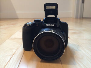 Nikon COOLPIX P600  Mint Condition Wi-Fi Certified  *All accesso
