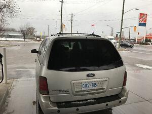 2005 Ford Freestar Alloy Minivan, Van