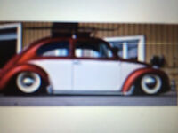 VW BEETLE 1958 AUTHENTIQUE