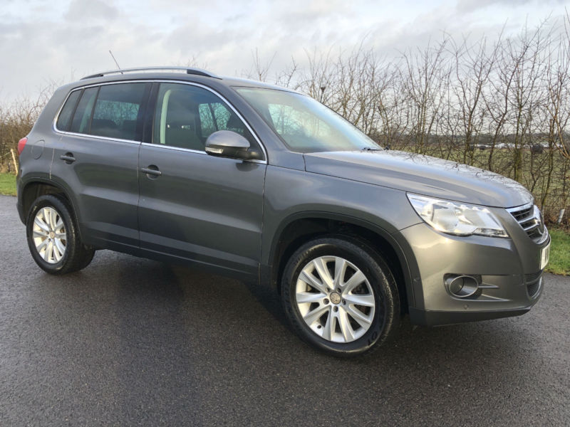2011 VOLKSWAGEN TIGUAN SEMI AUTOMATIC MATCH TDI 4 MOTION