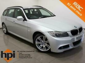 BMW 318 2.0TD auto 2012MY d M Sport Touring, FULL SERVICE HISTORY