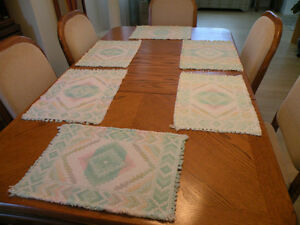 Multi-Colored Placemats