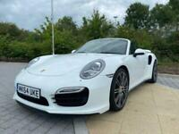 2014 Porsche 911 3.8T 991 Turbo PDK 4WD 2dr Auto Coupe Petrol Automatic