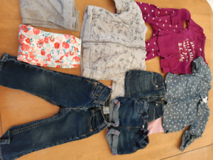 Baby Girl Clothes- 12-18 months