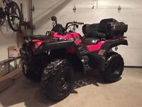 2000 YAMAHA GRIZZLY 600 atv/vtt