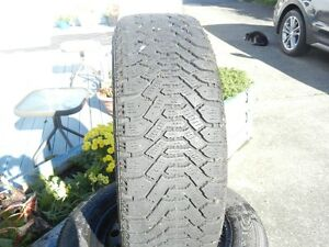 used snow tires and rims Campbell River Comox Valley Area image 2