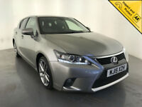 2015 LEXUS CT 200H ADVANCE PLUS HYBRID AUTO 1 OWNER SERVICE HISTORY FINANCE PX