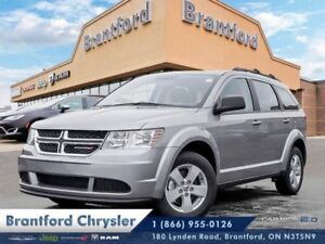 2017 Dodge Journey Canada Value Package  - $153.09 B/W