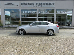 2008 LEXUS IS 250 TRACTION INTÉGRALE  ** WOW WOW WOW **