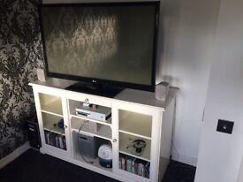 White Tv Cabinet.
