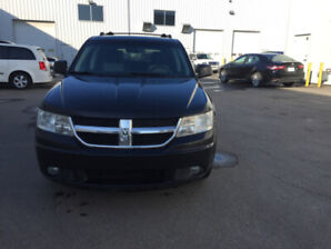 excellent family suv 2009 dodge journey rt $8995