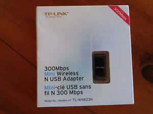 TP Link 300MBps USB 3 Wireless N Adapter