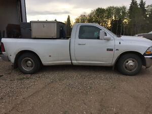 2010 Dodge Ram 3500 with welder
