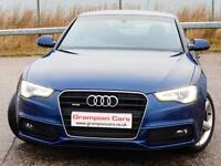 Audi A5 2.0TDI ( 175bhp ) 2012MY quattro S Line