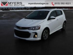 2018 Chevrolet Sonic LT  - Bluetooth - Low Mileage
