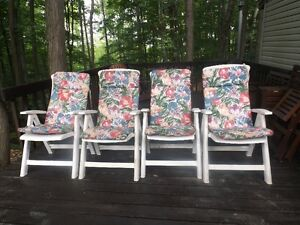 Buy or sell patio garden furniture in gatineau garden for Chaises longues pliables