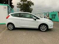 Ford Fiesta 1.25 ( 82ps ) 2010 Zetec Low Mileage superb condition 1 Owner