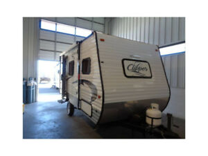2014 Coachman Clipper Travel Tailer 16ft