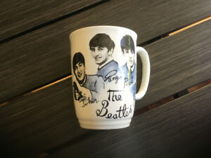 Tasse Beatles 1965 originale