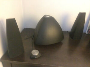 Edifier e3350 Bluetooth speakers system