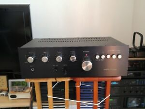 Rare Sansui Integrated Amplifier AU-2900 (Made in Japan)