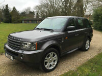 Land Rover Range Rover Sport 4.4 auto 2006MY HSE LHD