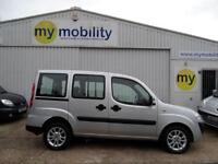Fiat Doblo Dynamic O&H Wheelchair Scooter Accessible Disabled Adapted WAV Car