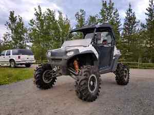 2010 RZR 820 BIG BORE TURBO