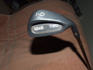 Square S2 Two - XGR 9 Iron (RH) - $8.00
