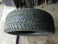 1 PNEU / 1 ALL SEASON TIRE 205/55/16 FIRESTONE FIREHAWK
